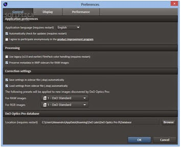 DxO Optics Pro 9.5.2 Elite with Key / Crack - KeyCrackers
