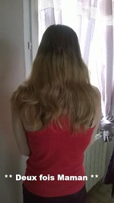 cheveux bouclé