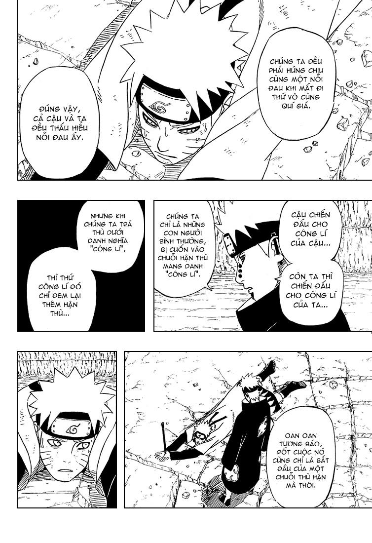 Naruto chap 436 Trang 11 - Mangak.info
