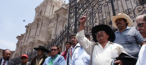 23 DE MARZO : AREQUIPA MARCHARÁ POR DEFENSA DE PROYECTO MAJES II