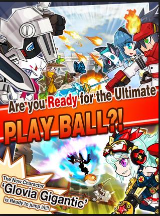 9 Elements : Action fight ball v1.12 Apk Mod