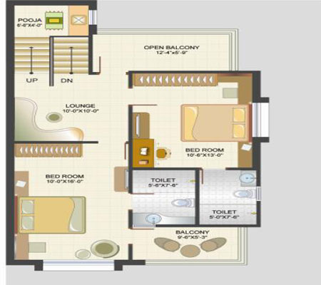 Foundation dezin decor home sweet home layout 39 s Individual house plans