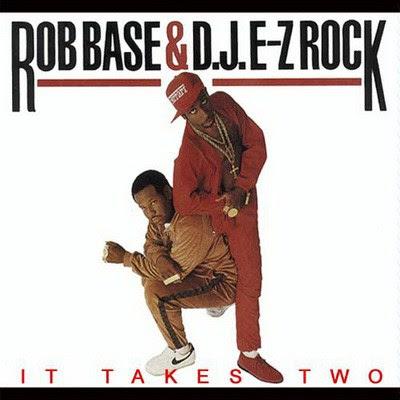 Rob Base & DJ E-Z Rock - It Takes Two (1988) Flac