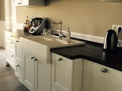 Fregadero ceramico tradicion 2 tu cocina y ba o - Fregaderos de cocina precios ...