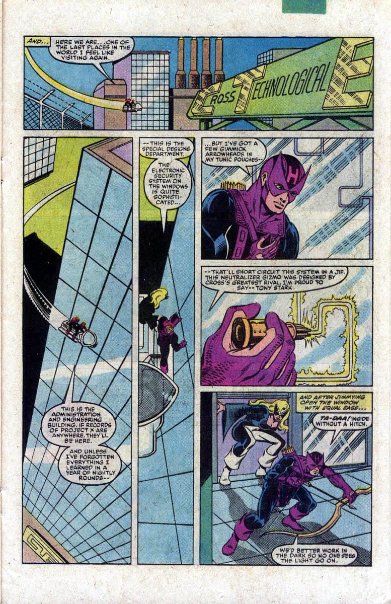 Hawkeye (1983) Issue #2 #2 - English 18