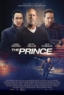 The Prince (2014) Hollywood Movie Poster