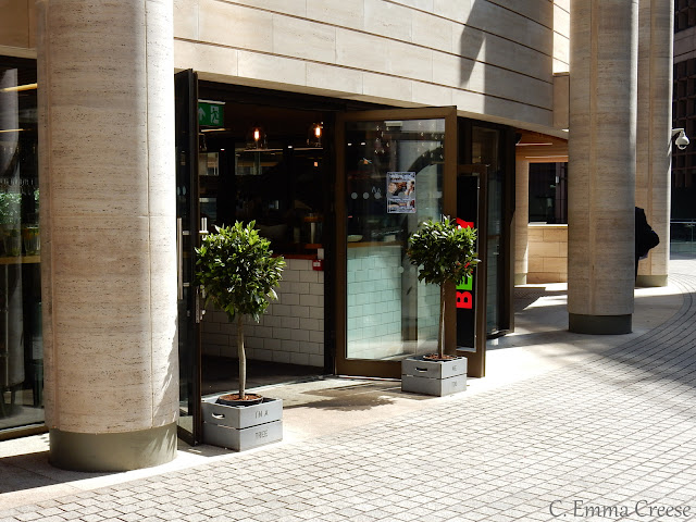 Beany Green brunch London restaurant review