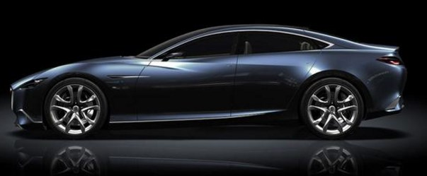 Mazda Shinari Concept Specs