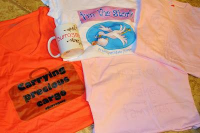 Surrogacy Shirts & Mug