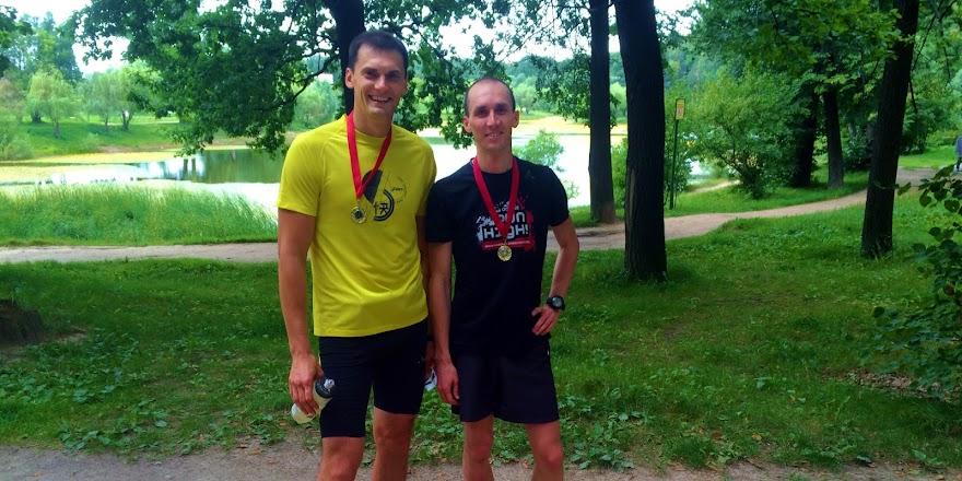 XV Гольяновский марафон - 19 июля 2015 - фото