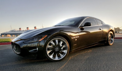 maserati gran turismo 22