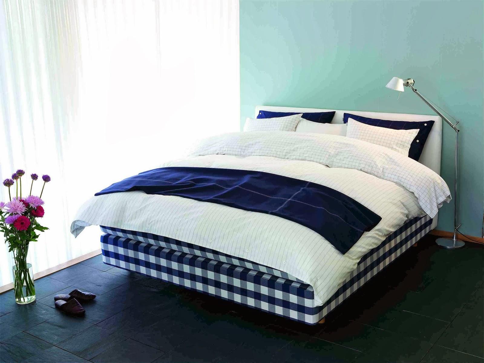 MARRIED WITH NOTHING: HASTENS Dormir en la mejor cama del mundo