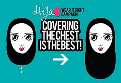 Dear sisters..Do cover you AURAH properly..=)