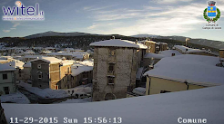 Webcam dal Comune