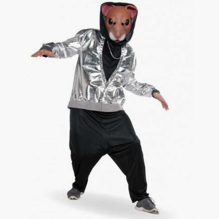 Disfraz Hip Hop Hamster