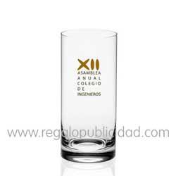 Regalos de empresa vasos de cristal grabados a laser o for Vasos chupito personalizados