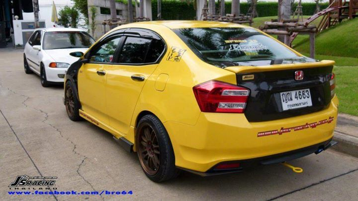 Modified Cars India Honda City Modified