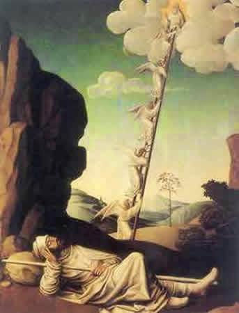 Gil adan la escalera de jaboc y batalla por el cielo for La escalera de jacob