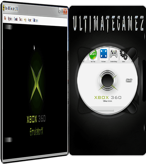 xbox 360 emulator for pc free download with bios