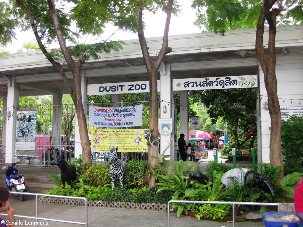 Camilles Samui Info blog: Dusit Zoo, Bangkok