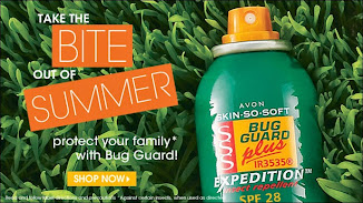 AVON DON'T LET BUGS BUG YOU OUT THIS SUMMER
