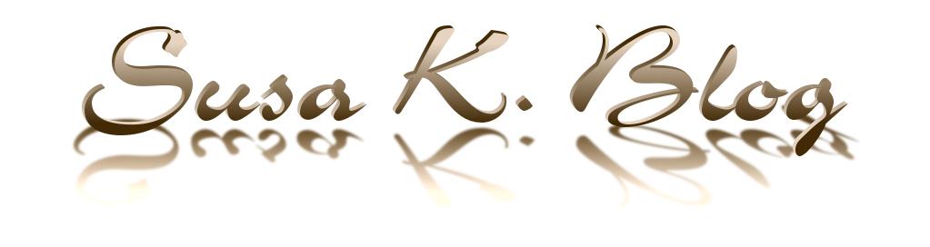 Susa K. Blog