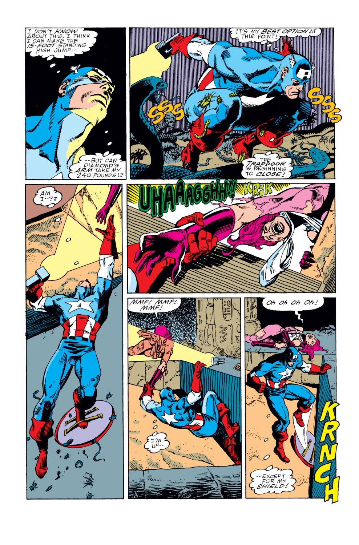 Captain America (1968) Issue #361 #294 - English 5