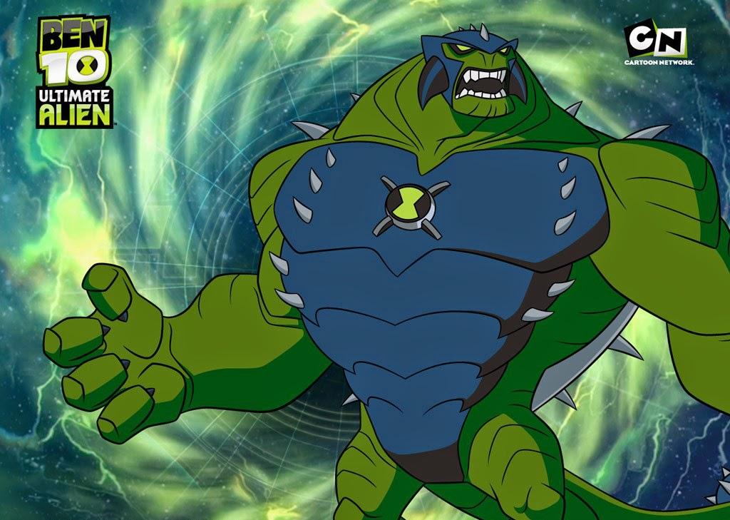 Kids cartoons ben ten ultimate alien episode the ultimate sacrifice