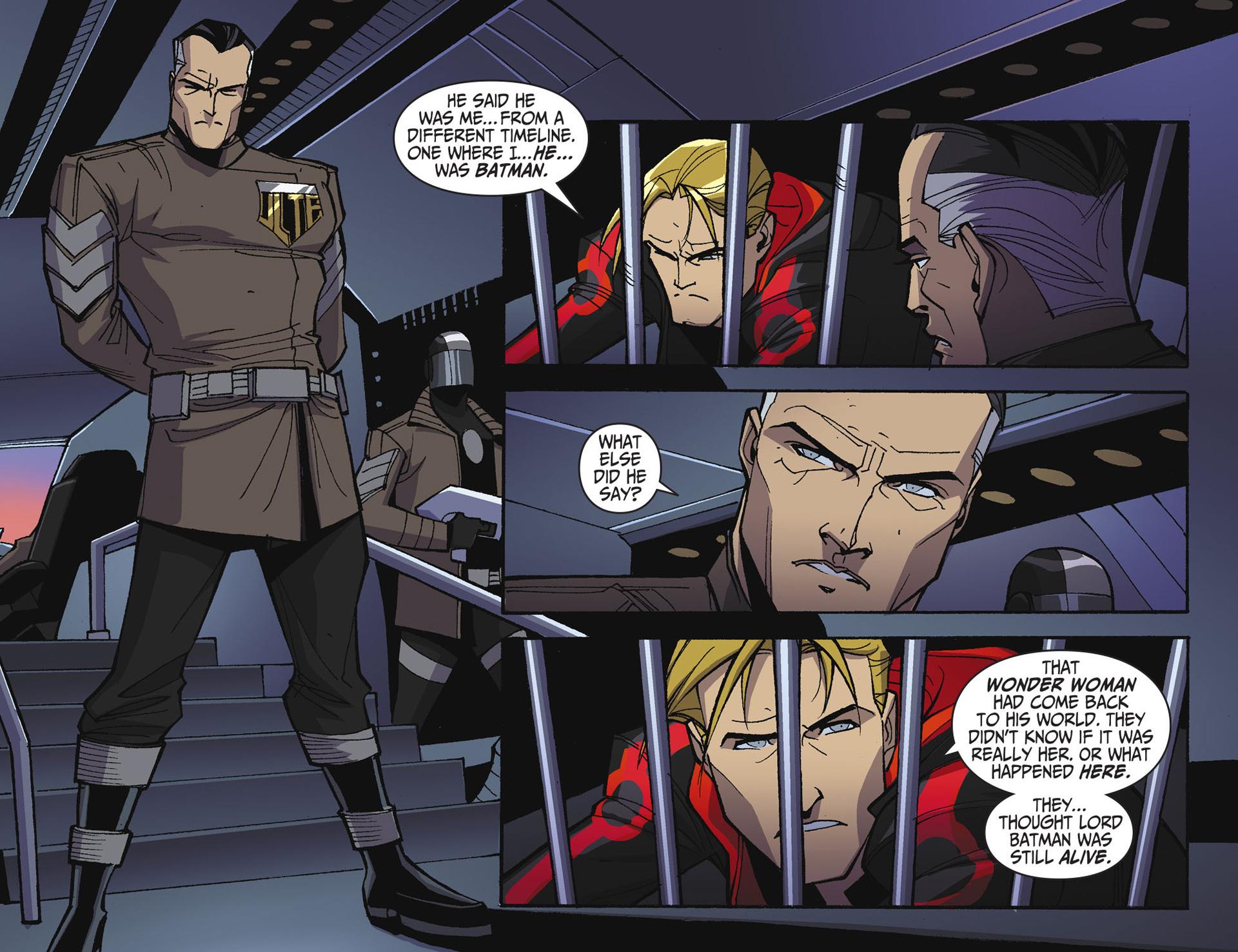 Batman Beyond 2.0 Issue #22 #22 - English 5