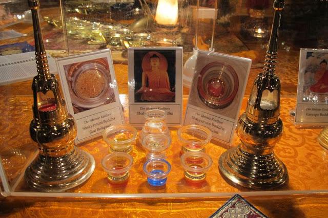 Reliquien Buddha, Shakyamuni, Buddha Maitreya, Maitreya Reliquien, Basel, Bodensee, Bodensee Maitreya, Herzschrein,
