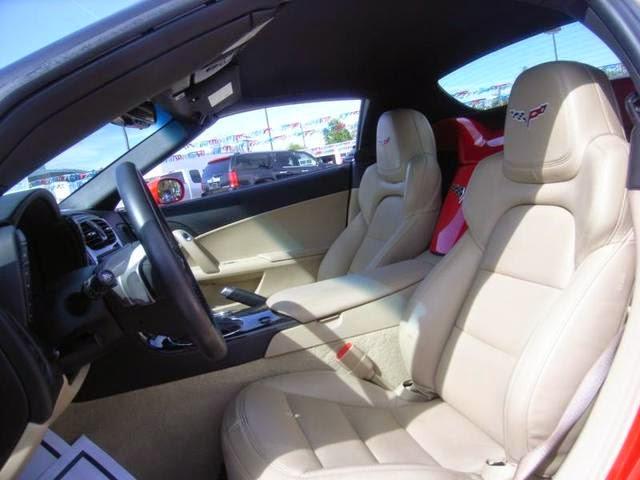2012 Chevrolet Corvette Convertible at Purifoy Chevrolet