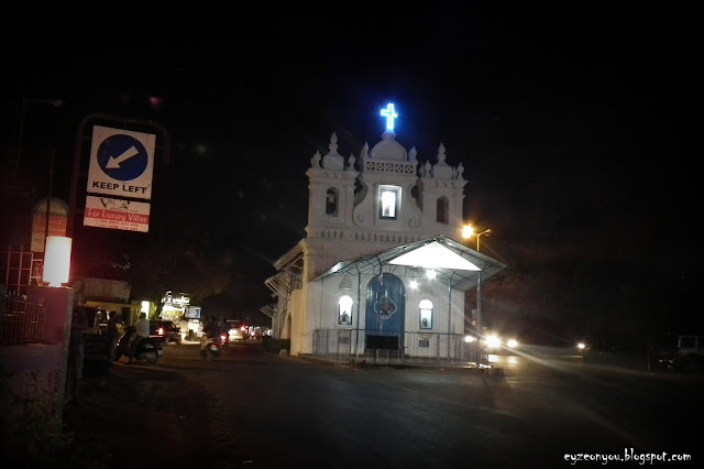 Old Church in North Goa