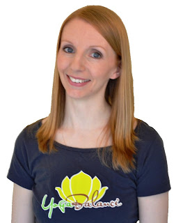 Kate from Yoga Balance of Manchester