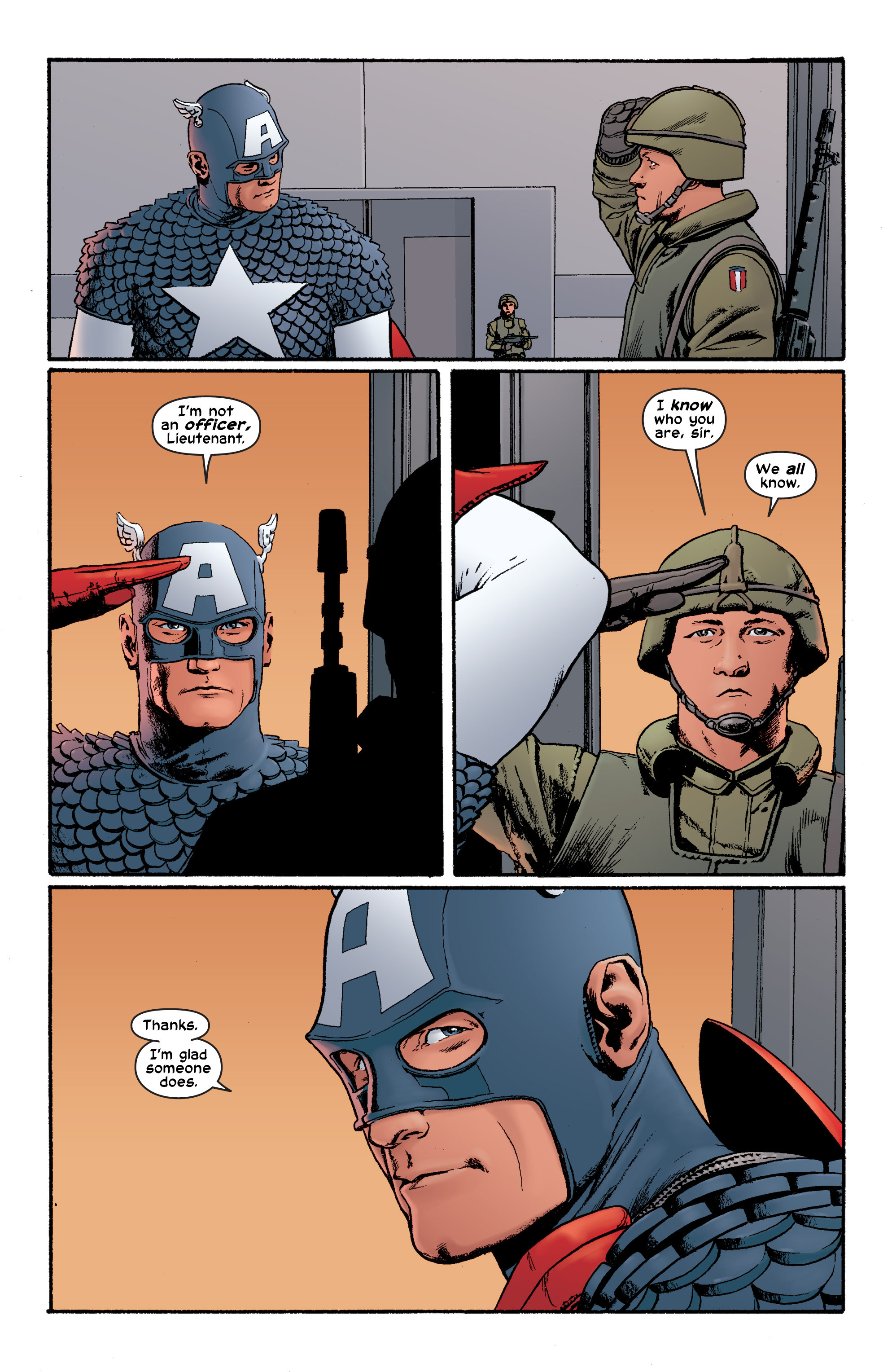 Captain America (2002) Issue #4 #5 - English 14