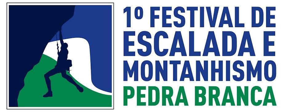 1º Festival de Escalada e Montanhismo Pedra Branca