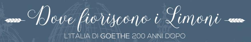 GOETHE 200 ANNI
