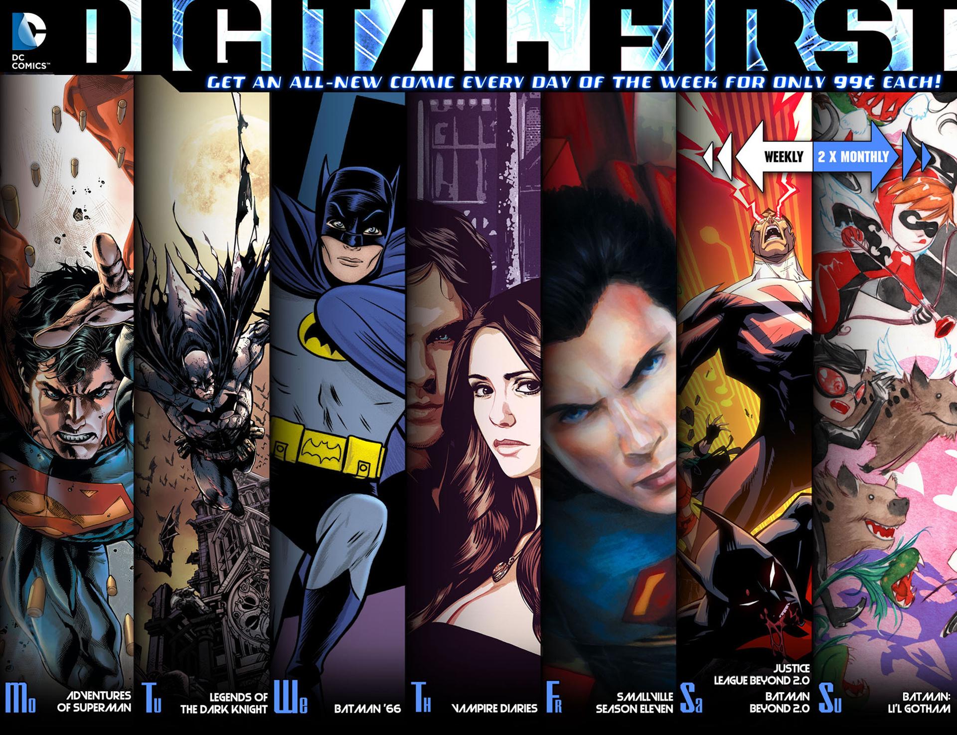 Batman Beyond 2.0 #16 #25 - English 23