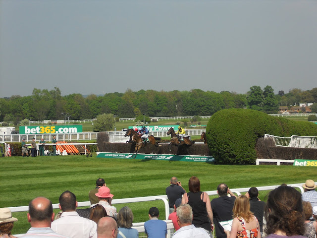 Steeplechase English Horse Racing