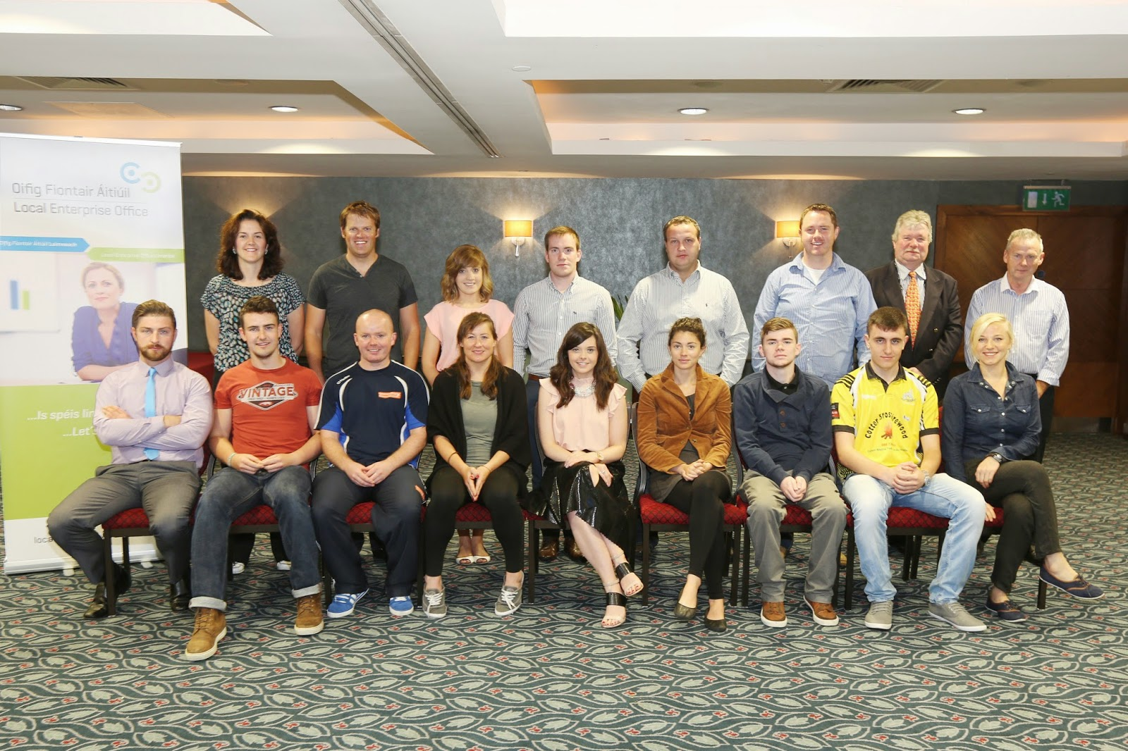 LEO Limerick hosts Business Boot Camp for 15 finalists