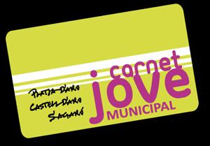 CARNET JOVE MUNICIPAL 2013
