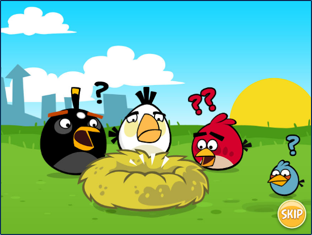 Great Online HTML5 Games: Angry Birds