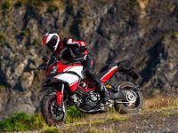 Gambar motor 2013 Ducati Multistrada 1200S Pikes Peak - 1