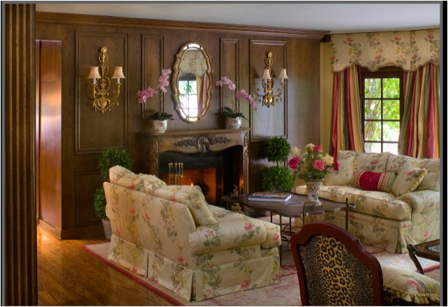 Traditional living room design ideas room design ideas for Show home living room designs