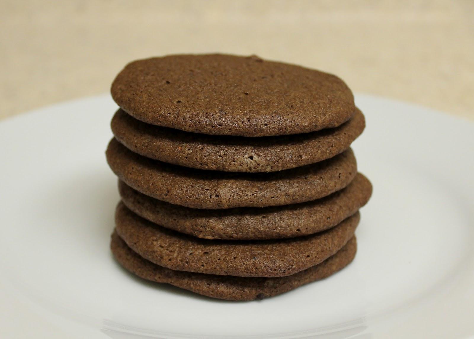 cinnamon cayenne chocolate cookies