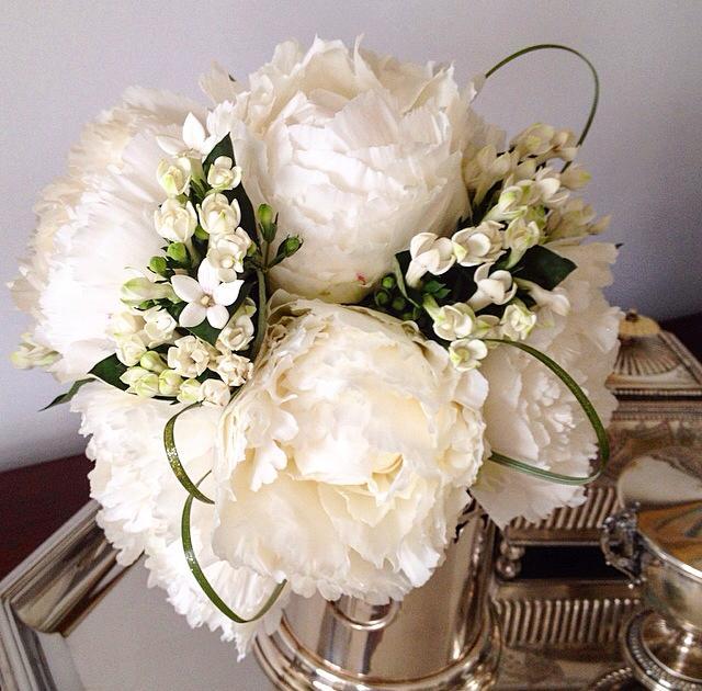 Vita da fiori un bouquet romantico per una dolce sposa for Fiori di agosto