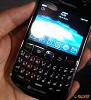 BlackBerry 8980 Atlas Passes FCC