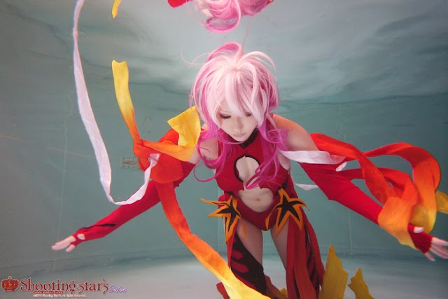 Sakuya's COSPLAY - Guilty Crown