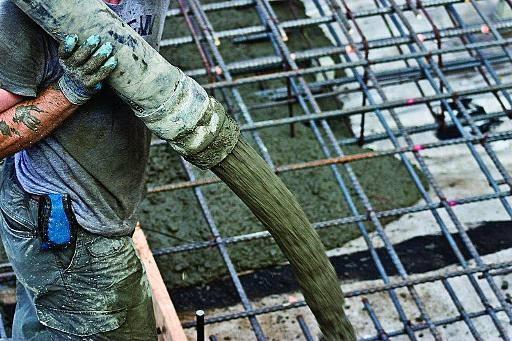 Largest Continuous Concrete Pour