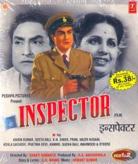 Inspector 1956 Hindi Movie Watch Online