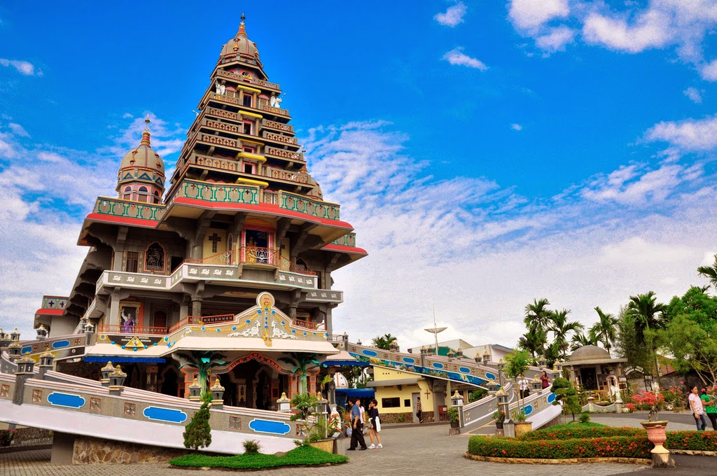 Trip Medan Graha Anna Velangkani